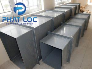 Tấm nhựa PP cho ngành công nghiệp hóa chất