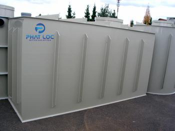 Ưu điểm của bồn nhựa làm từ tấm nhựa PVC,PP đặc