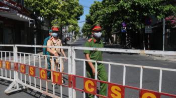 Từ 13h chiều nay, Đà Nẵng chính thức cách ly xã hội toàn thành phố