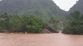128 người chết và mất tích, miền Trung lại đón áp thấp nhiệt đới có thể mạnh thành bão