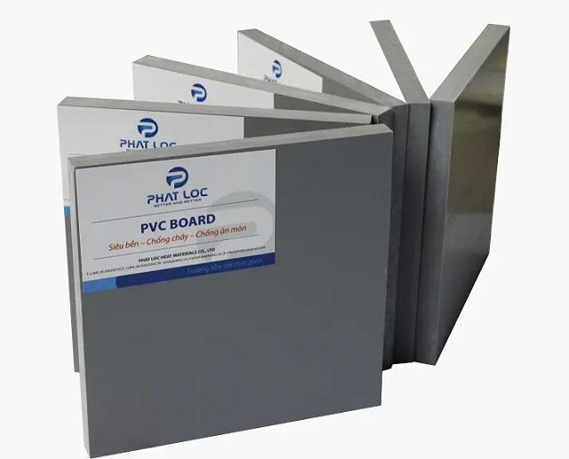 Lưu ý khi lựa chọn mua tấm nhựa PVC đặc chất lượng