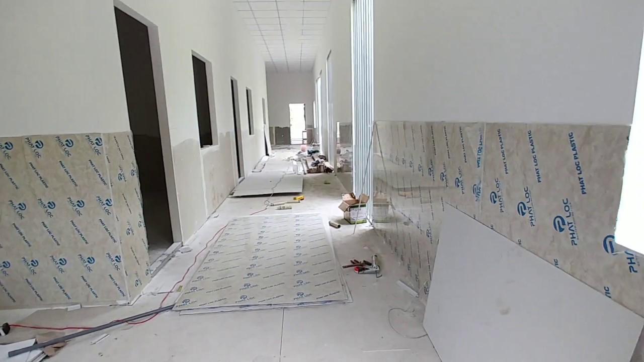 Ứng dụng thực tế của nhựa giả đá ốp tường