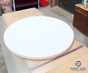 PP, PE sheet used as industrial cutting board