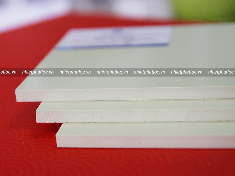 Báo Giá Tấm nhựa PVC Trắng | Vật Liệu Nhiệt Phát Lộc
