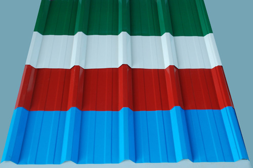Color of Eurolines roofing