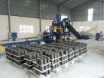 PVC pallet for static molding machine
