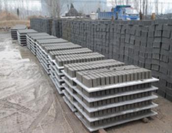 Dây chuyền sản xuất gạch không nung với Pallet Phát Lộc