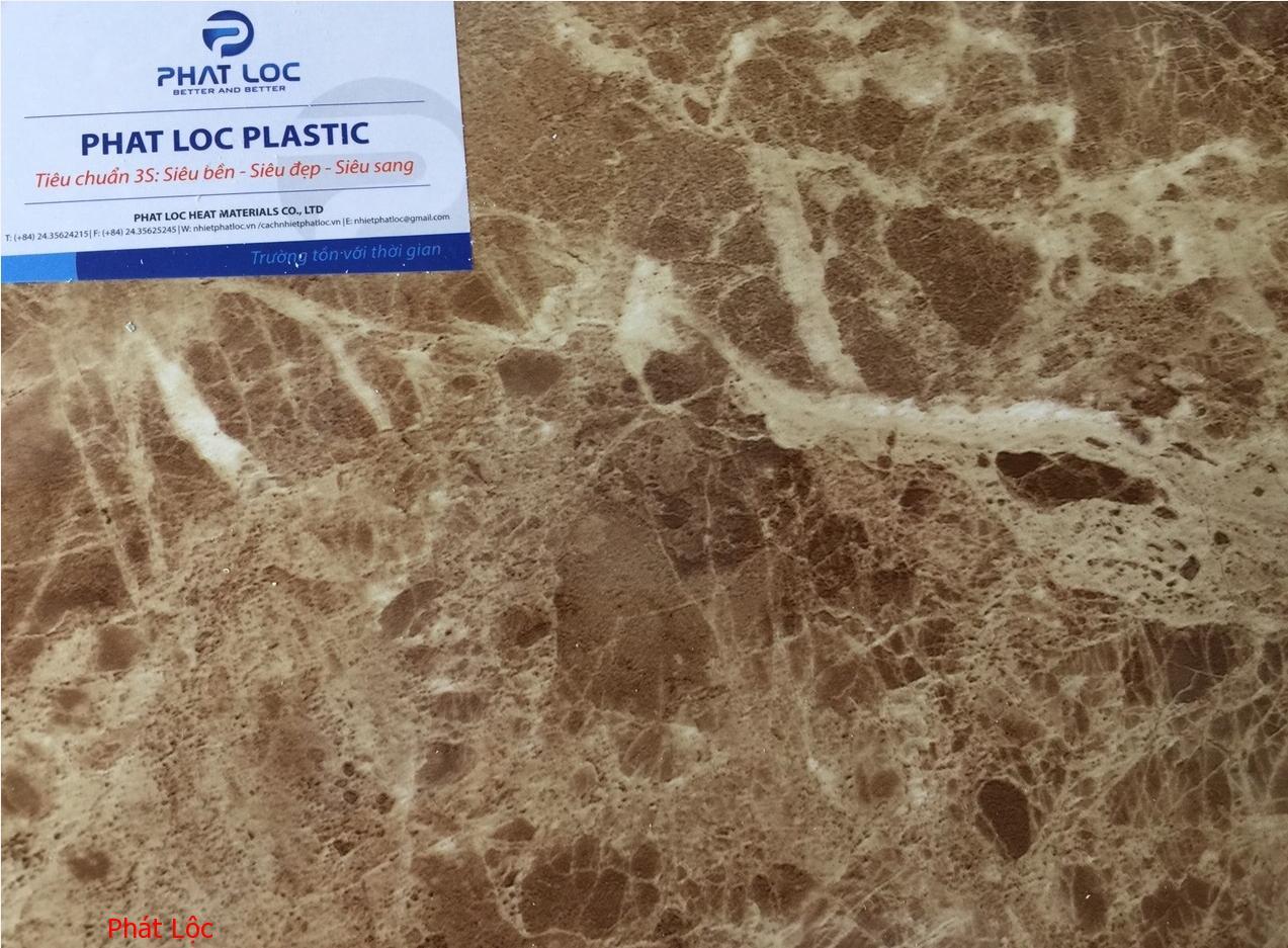 Tấm PVC vân đá PL 8612 - Giá tấm ốp lát rẻ nhất