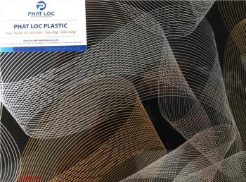 Tấm nhựa ốp tường PVC PL 8622