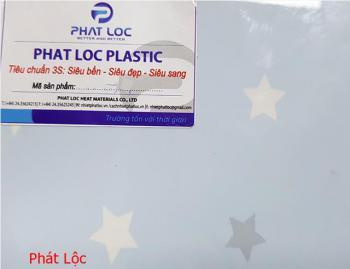 Tấm PVC ốp tường PL 8638