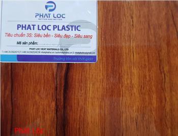 Tấm nhựa vân gỗ PL 8642
