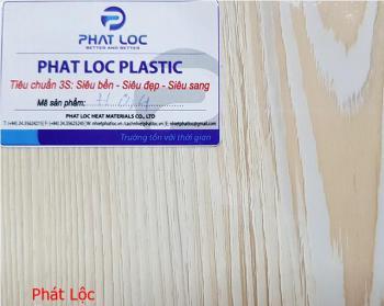 Tấm PVC vân gỗ PL 8644